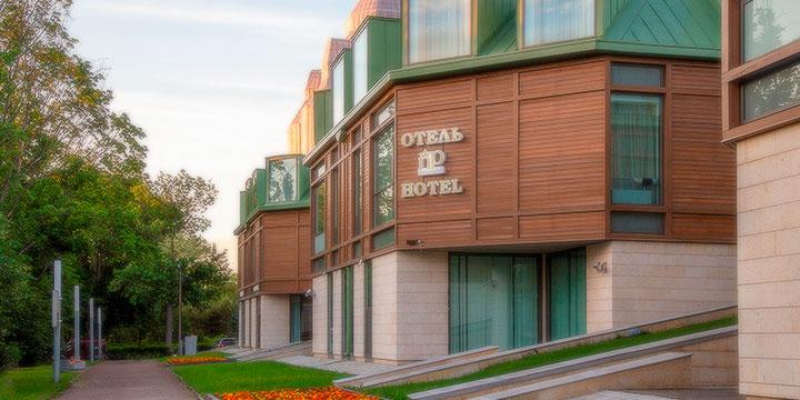 Отель «Новый Петергоф» — преодоление коронакризиса как адаптация к новой реальности